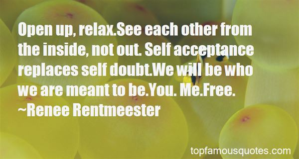 Quotes About Being Self Assured