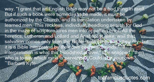 Quotes About Bible Baldness
