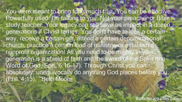 Quotes About Bible Retaliation