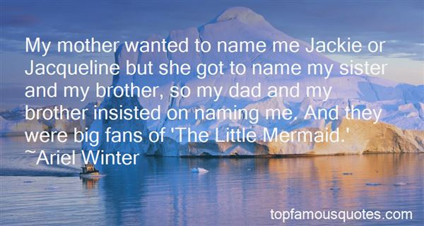 Quotes About Big Sister Little Brother