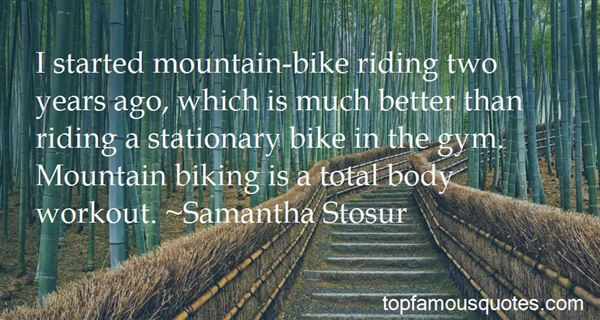 Quotes About Biking