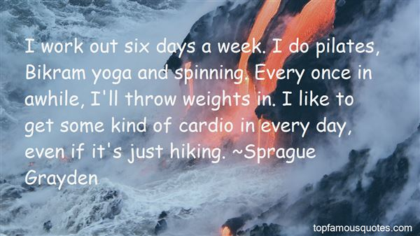 Quotes About Bikram Yoga