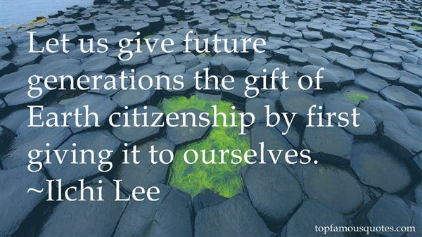 Quotes About Birthright Citizenship