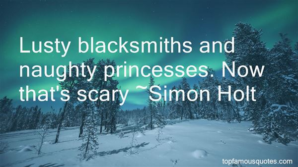 Quotes About Blacksmiths