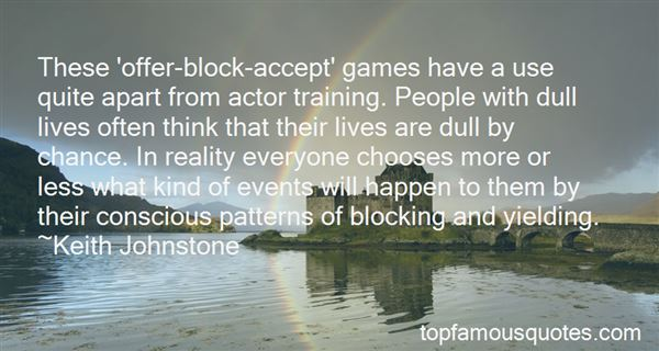 Quotes About Blocking People