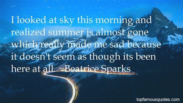 Quotes About Blue Sky Tumblr