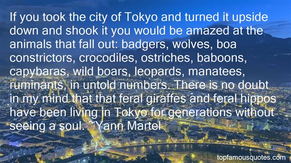 Quotes About Boa Constrictors