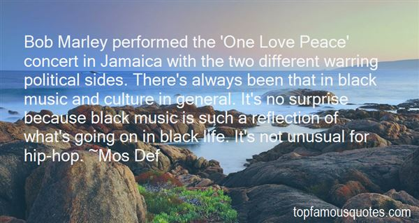 Quotes About Bob Marley Love