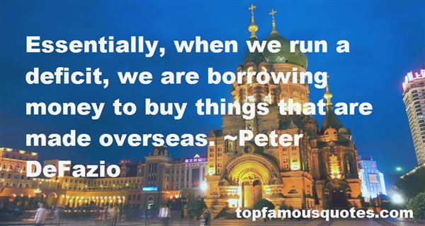 Quotes About Borrowing Things