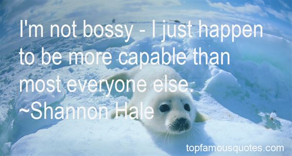 Quotes About Bossy Wives