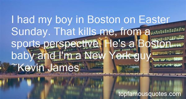Quotes About Boston Sports