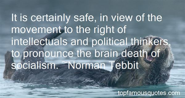 Quotes About Brain Death