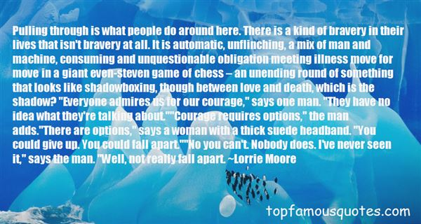 Quotes About Bravery Love