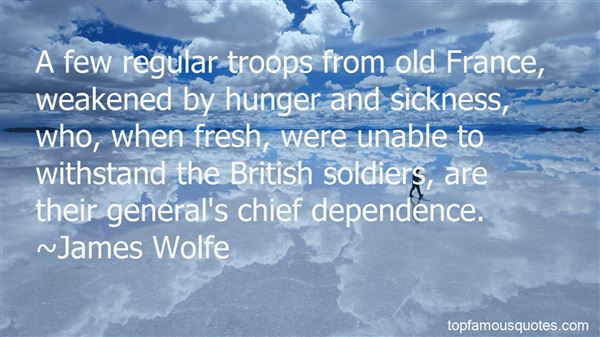Quotes About British Soldiers