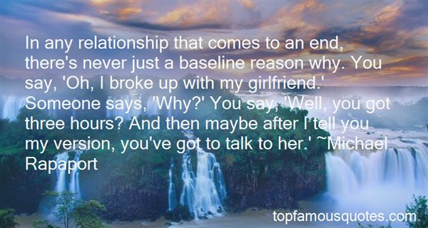 Quotes About Broke Up Relationship