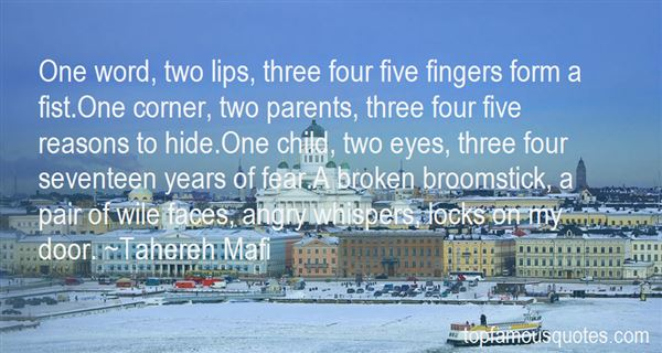 Quotes About Broken Fingers