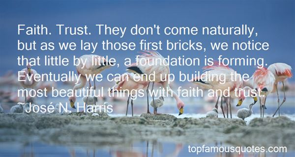 Quotes About Building A Strong Foundation