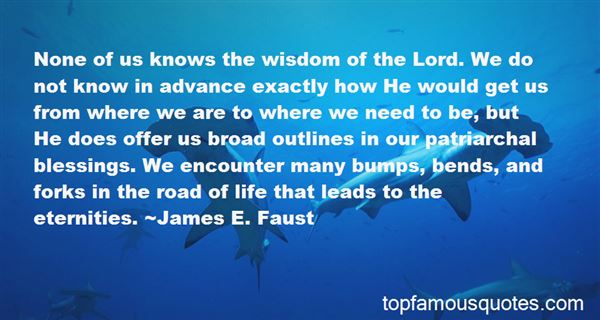 Quotes About Bumps In The Road Of Life
