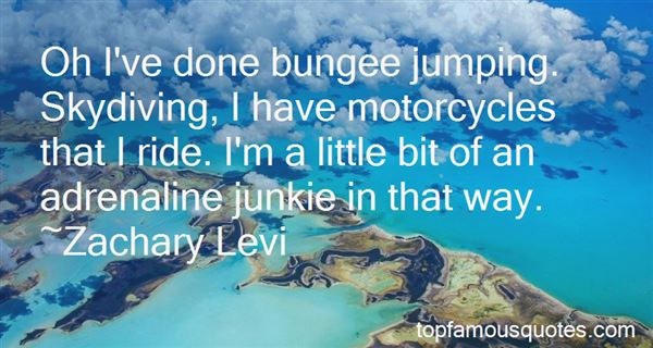 Quotes About Bungee Jumping