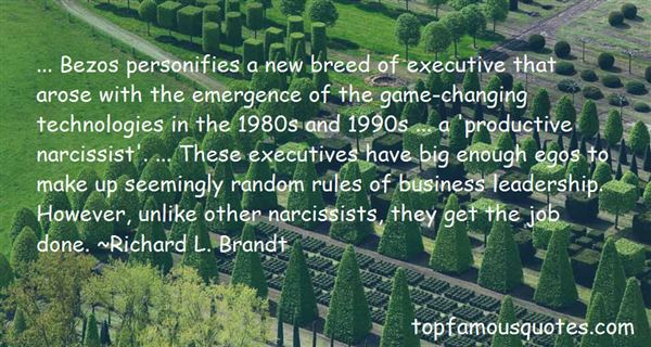 Quotes About Business Leadership