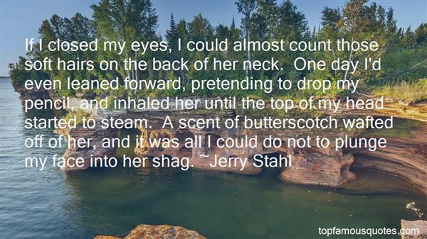 Quotes About Butterscotch