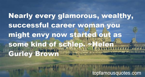 Quotes About Career Woman