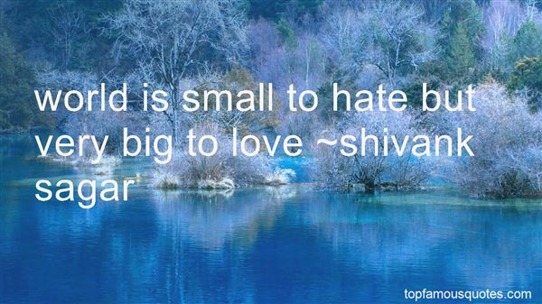 Quotes About Catching Small Fish