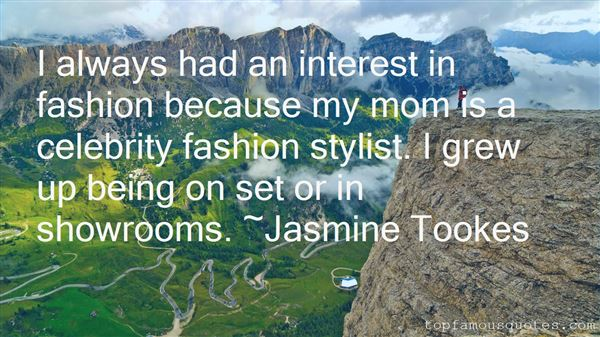 Quotes About Celebrity Fashion