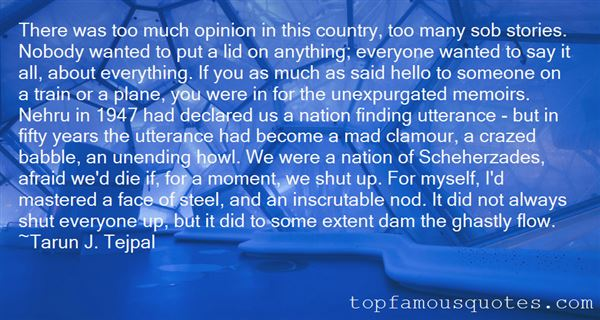 Quotes About Chacha Nehru