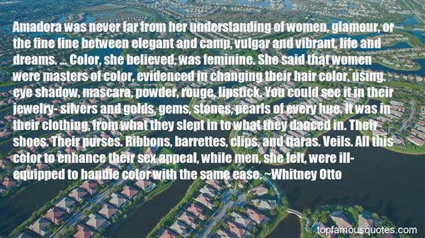Quotes About Changing Hair Color