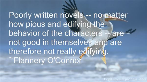 Quotes About Characters In Novels