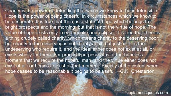 Quotes About Charity And Justice