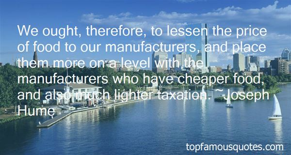 Quotes About Cheap Food