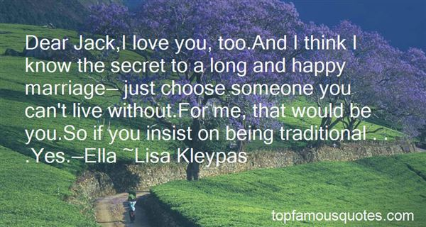 Quotes About Choose Someone