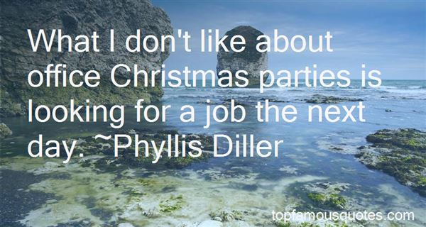 Quotes About Christmas Parties