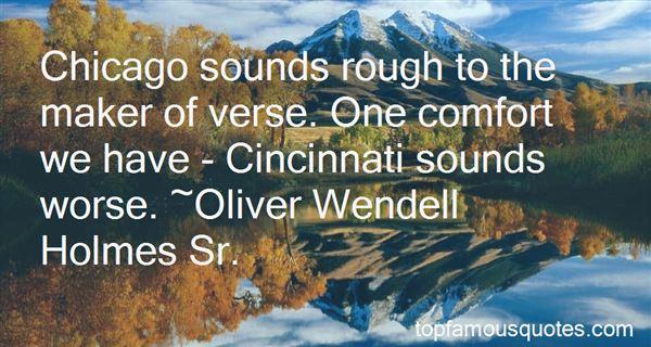 Quotes About Cincinnati Ohio