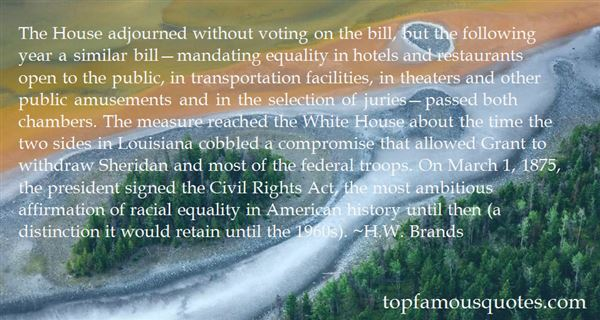 Quotes About Civil Rights Act