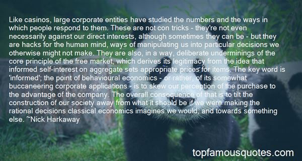 Quotes About Classical Economics