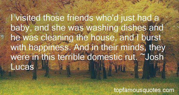 Quotes About Cleaning The House