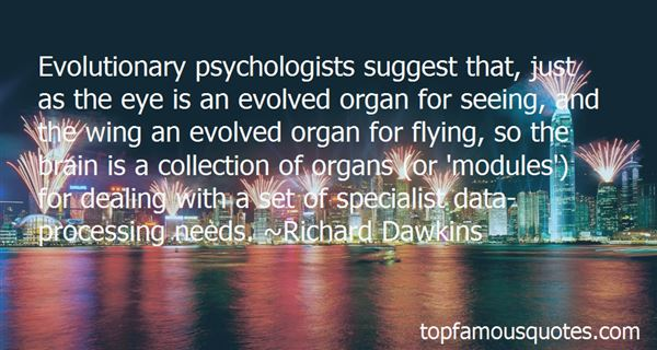 Quotes About Clinical Psychologists