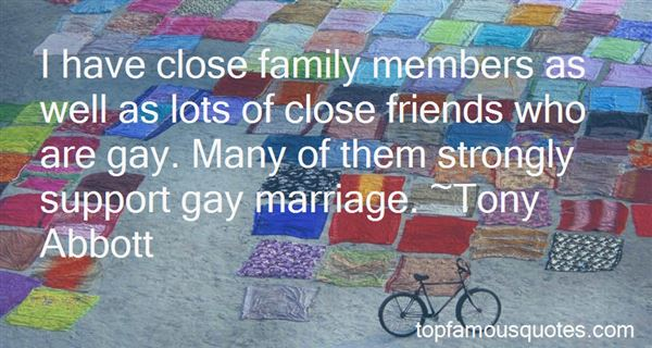 Quotes About Close Family Members