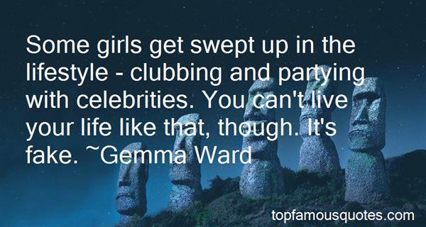 Quotes About Clubbing Partying