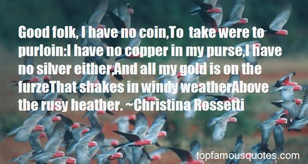 Quotes About Coin Purse