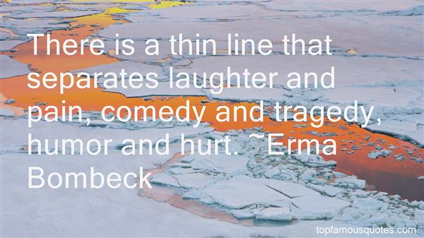 Quotes About Comedy And Laughter