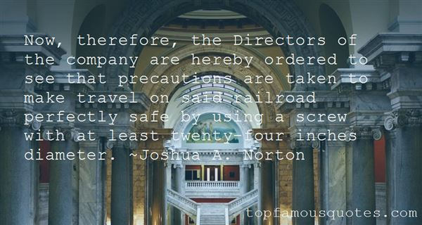 Quotes About Company Directors