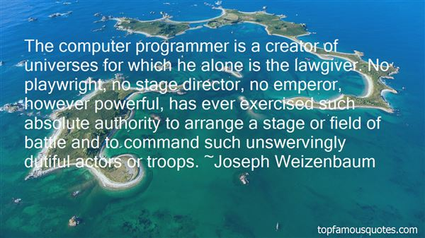 Quotes About Computer Programmer