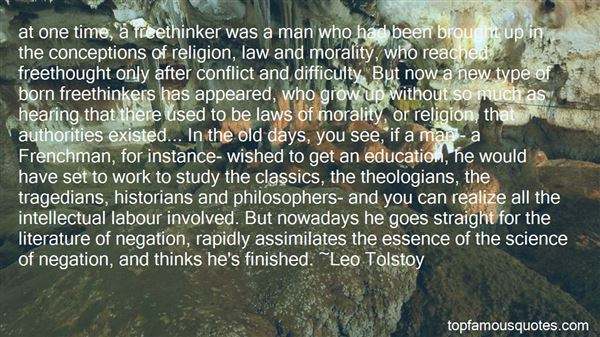 Quotes About Conflict In Literature
