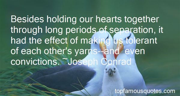 Quotes About Conflicted Hearts