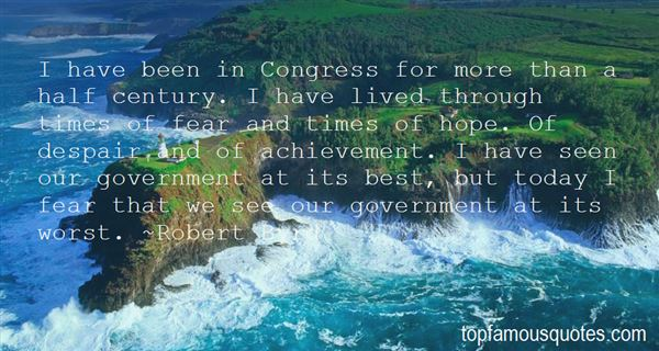 Quotes About Congress Today