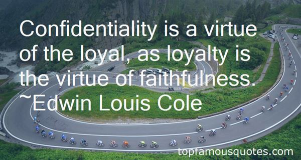 Quotes About Consumer Loyalty